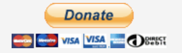 Donate to PEN International with PayPal (GBP)