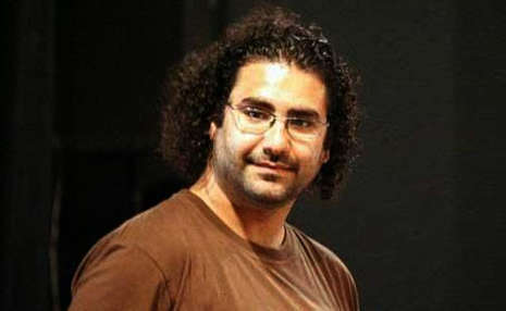 Blogger and activist Alaa Abd-El Fattah was detained on 28 October on charges of inciting violence against the military.