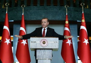 The Turkish president, Recep Tayyip Erdogan, has criticized the signers of the Academics for Peace petition.